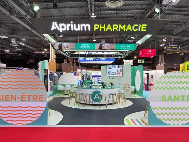 ParisPharma - Pharmagora - 80 m2