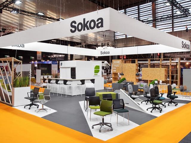 Sokoa - Worspace - 105 m2