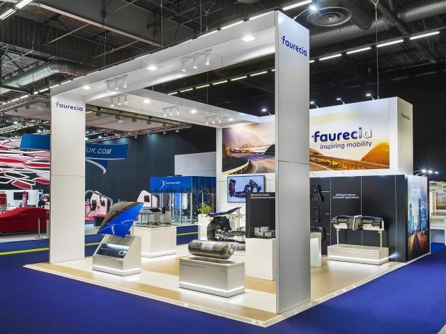FAURECIA - JEC - 72m2