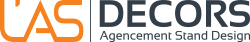 L'AS DECORS entreprise spécialisée dans l'agencement, le stand et le design.